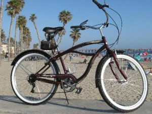 Pacific Shorewood Men's Cruiser Bike (26-Inch Wheels)