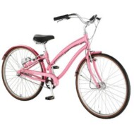 Nirve Ultraliner Women's 3-Speed Automatic Shifting Hybrid Cruiser Bike Reviews