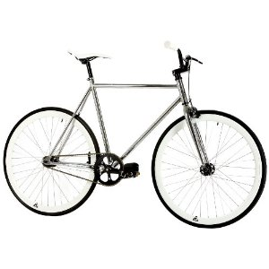 Retrospec Fixie Beta Series Saint Urban Fixed Gear Single Speed Urban Road Bike